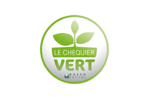 Le Chéquier Vert