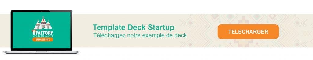 Template deck startup