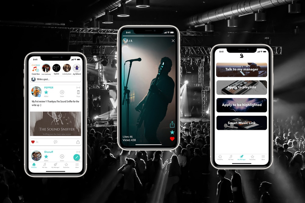 SoundBirth app