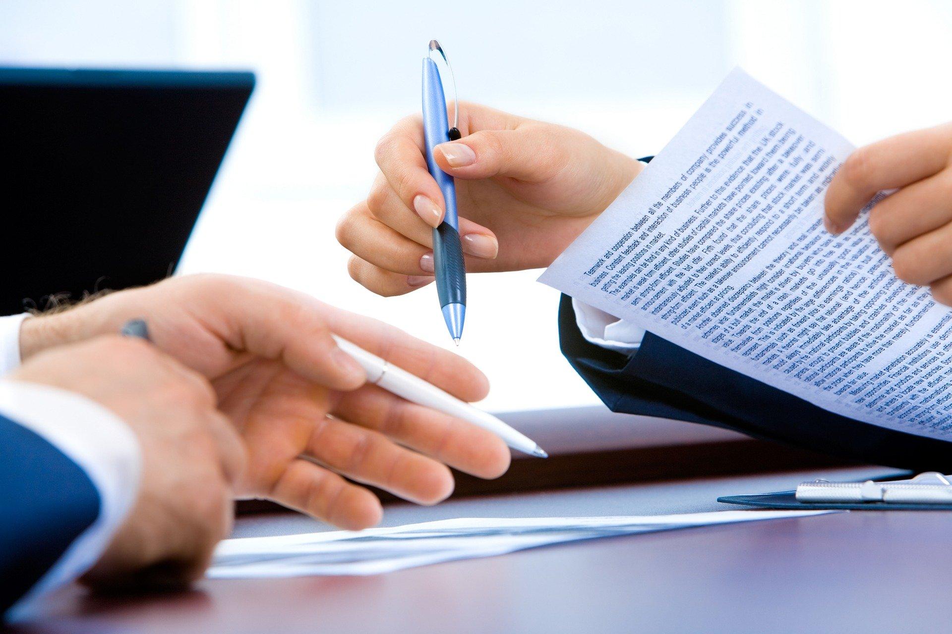 Signature pacte d'associés